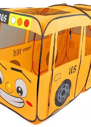 Игровая палатка Автобус M 1183 с окном, детская палатка, палат...