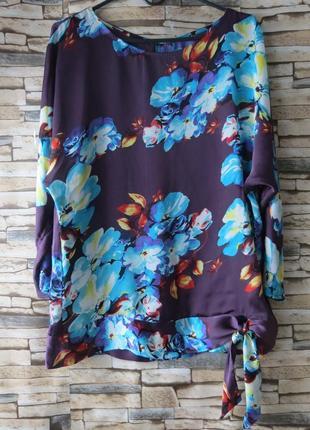 Блуза с рукавом 3/4  размер 46-48 большой выбор одежды по дост...