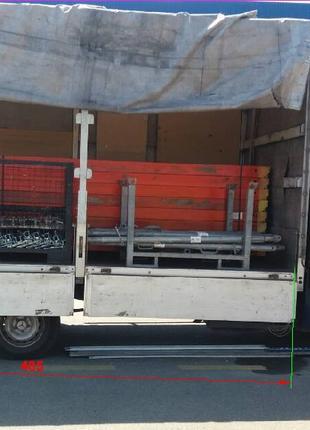 Предлагаю услуги по перевозке грузов 25м3 до 3т