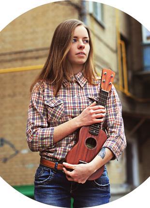Частные уроки игры на укулеле
