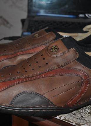 Стильные туфли- мокасины спортивный стиль josef seibel exstra ...