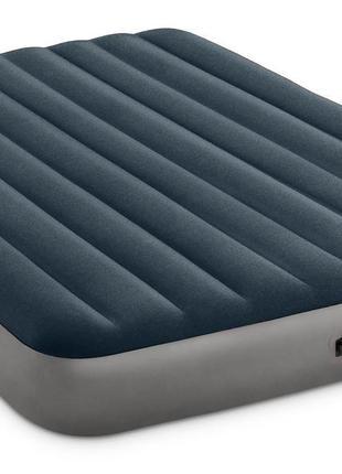 Ліжко велюр 64783 (3шт) Single-High з вбудованим ножним насосо...