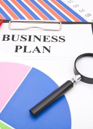 Бизнес-план любого уровня сложности