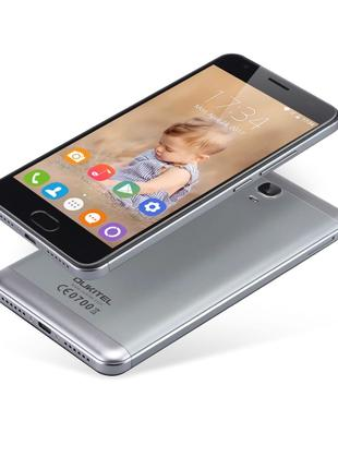 Телефон  (смартфон) Oukitel K6000 Plus 4/64 GB Gray