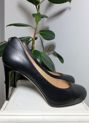Salvatore ferragamo туфли кожа
