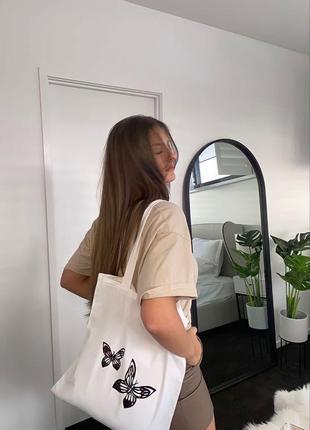 Шоппер эко-сумка сумка