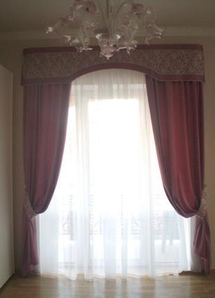 Дизайн штор.