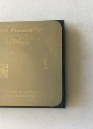 Процессор AMD Phenom II X3 720 Black Edition 2,8GHz sAM3