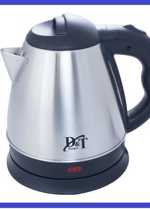 Электрочайник D&T; - DT-8122
