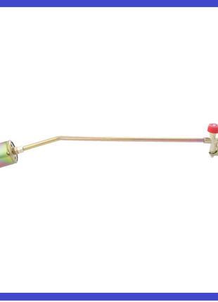 Горелка газовая Intertool - 50 x 705 мм с клапаном