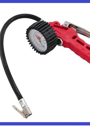Пневмопистолет для подкачки колес Intertool - 10 bar, Pro