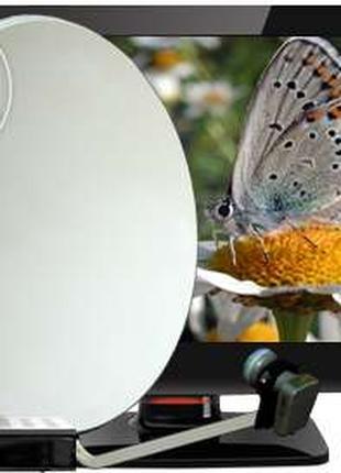 Ремонт LED,LCD Телевизоров,Мониторов,СВЧ Печей,Цифровых DVB-S2...