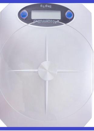 Весы кухонные Kamille - KM-7104