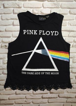 Pink floyd мерч футболка летняя майка the dark side of the moon