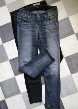 Cambio jeans liu swarovski  джинсы с камнями сваровски