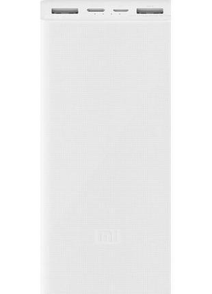 УМБ Xiaomi Mi 18W Fast Charge Power Bank 3 20000mAh |3.6A, 2US...