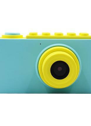 "Детская цифровая фото-видео камера waterproof case 2"" LCD UL-2..."