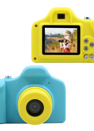 "Детская цифровая фото-видео камера 1.5"" LCD UL-1201  1080P, 5MP "