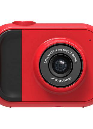 "Детская цифровая фото-видео камера 2"" LCD UL-1219  720P, 5MP "