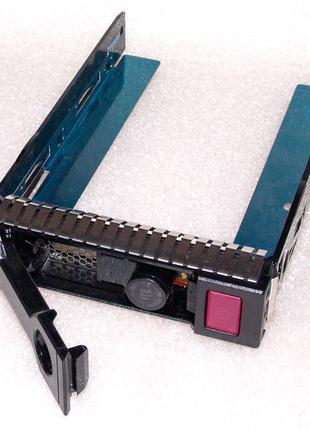 "Салазки корзина 3.5"" для HP Proliant G8 G9 DL380 DL360 DL320 и др"