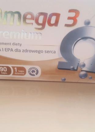 Omega3 premium Q 3 . омега Q 3 премиум