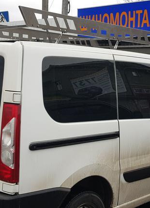 Экспедиционный багажник на крышу Fiat Scudo (04-09) Long