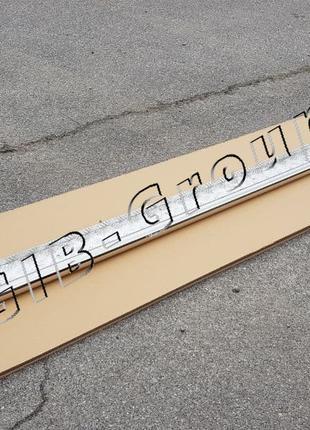 Пороги боковые труба с листом Suzuki Grand Vitara ll (97-21) D...