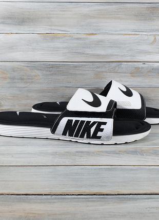 Nike solarsoft comfort slide оригинальные тапочки оригінальні ...