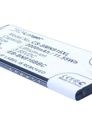 Аккумулятор для Samsung SM-N910F 3000 mAh