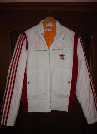 #розвантажуюсь спортивная куртка adidas
