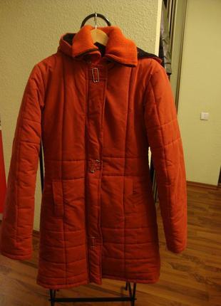 Зимнее пальто, куртка, на сентипоне