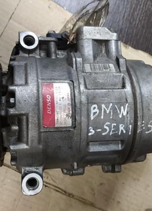 Компрессор кондиционера 4472208022 BMW е36 е46 3.0 дизель бмв