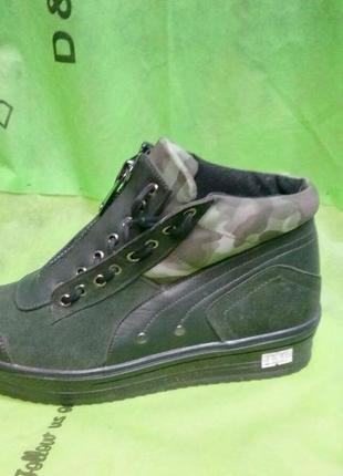 Модные ботинки сникерсы кроссовки _зима 2020_new durable lux p...