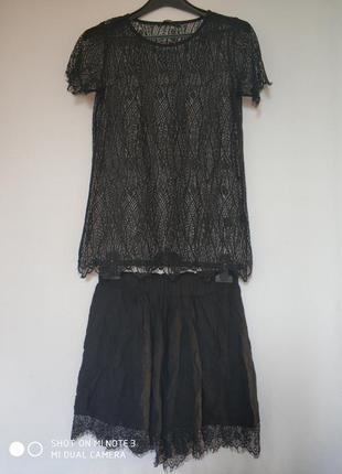 Комплект (шорты, блузка) george.