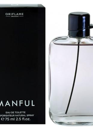 Manful Oriflame!