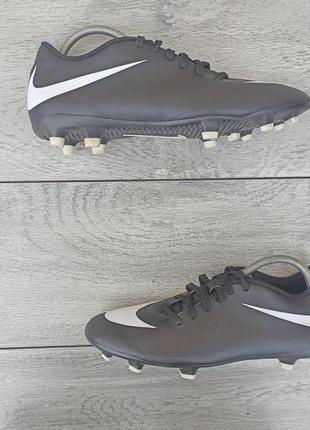 Nike mercurial футбольные бутсы оригинал 41р