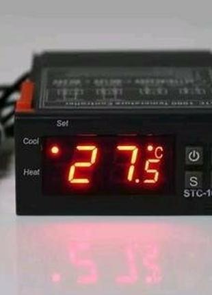 Терморегулятор STC-1000 термостат 220В термометр инкубатор брудер