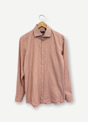 Рубашка сорочка hugo boss оригинал винтаж