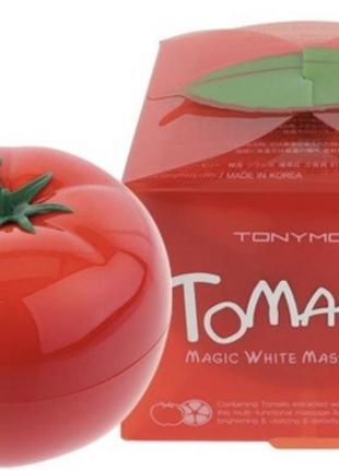 Маска томат томатная корейская tony moly