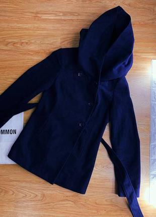Женское пальто с капюшоном/куртка/парка