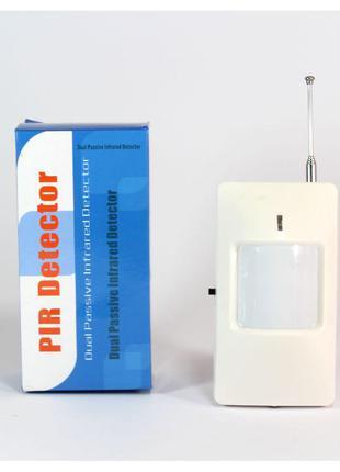 Датчик движения для GSM сигналзации HW 01, Беспроводной датчик...