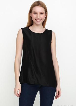 Черная блуза - футболка