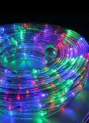 Светодиодный шланг для украшения дома Xmas Rope Light мультицв...