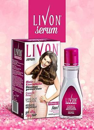 Сыворотка для волос TM Livon Serum для всех типов волос, 20 мл...