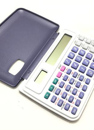 Электронный калькулятор KK-106N с закрываемой крышкой, 111х71....