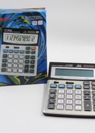 Калькулятор настольный большой KK 8800