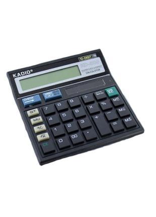 Калькулятор настольный большой KD500