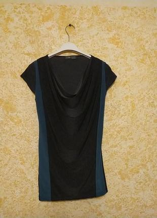Струящаяся блуза без рукавов пьяцца италия