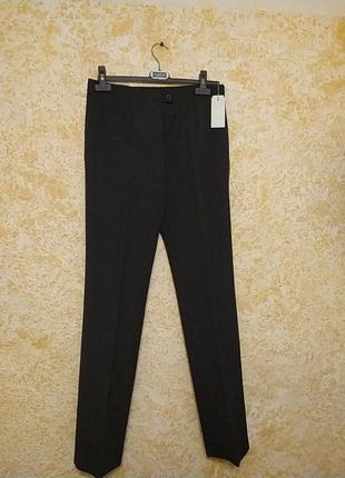 Новые классические черные брюки из италии