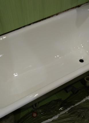 Профессиональная реставрация ванн в Киеве и оласти